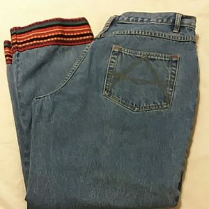 Baccini Jeans Size 14